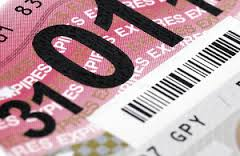 Tax disc: The end of the road