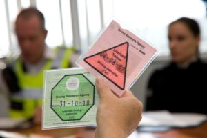 driving instructor licences